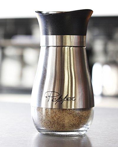 Salt And Pepper Shakers Salt Shaker Elegant Designed 4
