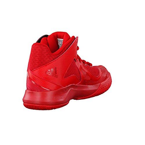 Man Adidas Rose V Basket D 773 Red zzfxYr