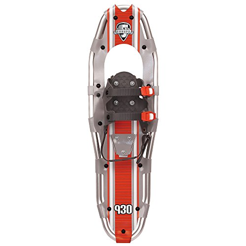 Yukon Charlie's 930 Sherpa Series Snowshoe, Orange/Gray by Yukon Charlie's