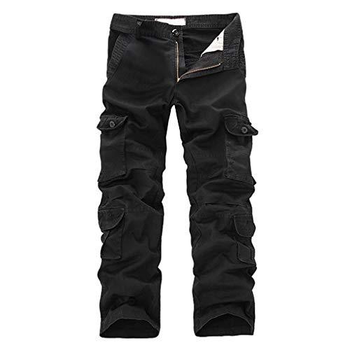 Men's Teflon Coated Water Resistant STS Atlas Tactical Cargo Pant Black