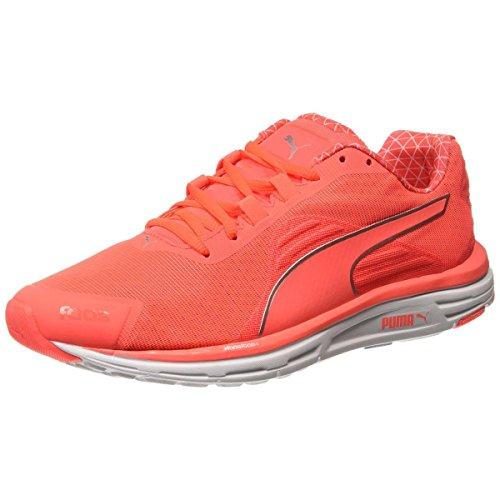 grand choix de f51a2 4c971 85%OFF Puma Faas 500 v4 PWRWARM Mens Coral Sneakers ...