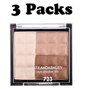 Amazon.com : Mary-Kate and Ashley Eye Glam Eyeshadow Trio ...