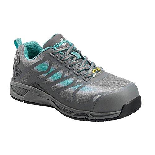 Nautilus+2485+Women%27s+Advanced+ESD+Nano+Carbon+Fiber+Safety+Toe+Athletic+Work+Shoe%2C+Black%2C+10+W+US