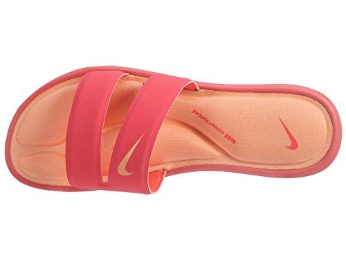 Ultra Comfort Women's Nike Sunset Racer Slide Pink Glow Sandal Tq5EwEvd