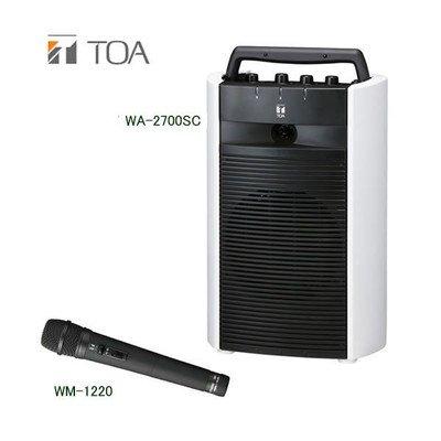 買得 TOA デジタルワイヤレスアンプ(SD/USB/CD機能付き)ワイヤレスマイクセット WA-2700SC×1 WM-1220×1 シングルタイプ TOA WM-1220×1 B00O9P7V0E B00O9P7V0E, いとや:3cd7ed3c --- umniysvet.ru