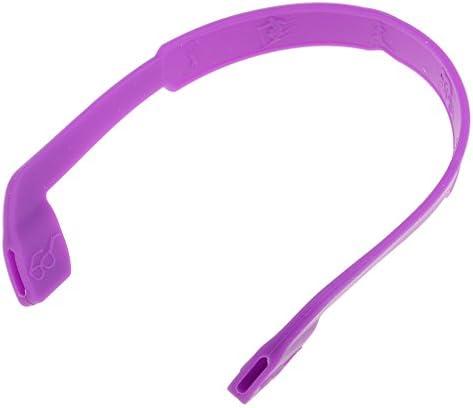 シリコーン 眼鏡 ストラップ 10個入り メガネ スポーツ バンド コード ホルダー ノンスリップ 高弾性