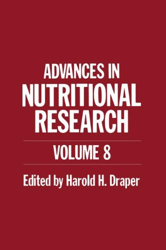 Advances in Nutritional Research: Volume 8