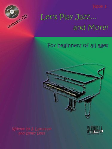 Read Online Let's Play Jazz & More * Book 1 pdf