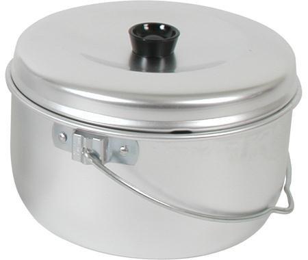 Trangia Alum Cook Pot w/Lid 4.5 L