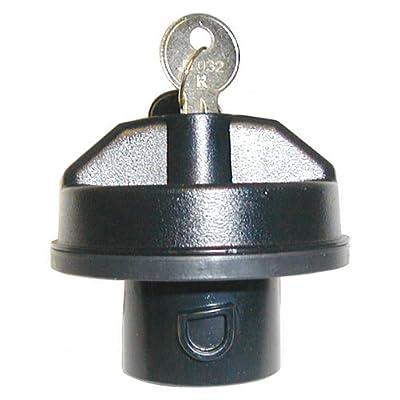 Fuel Cap, Locking, 1-9/16 in. Dia.: Automotive