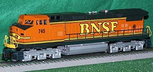 Lionel BNSF Dash-9 Locomotive