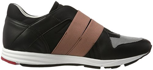 Zapatillas Mujer v Hugo Asya Black 01 10201909 Negro para IqYI6z4Bwx