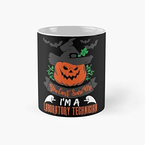 Technician Halloween Ideas 110z Mugs
