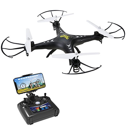 Holy Stone HS110 FPV Drone with 720P HD Live Video Wifi Camera 2.4GHz 4CH...