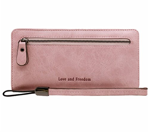 MA GLLER Long Leather Ladies Carry Bag 2017 New Wallet Female Style - Diro Lady