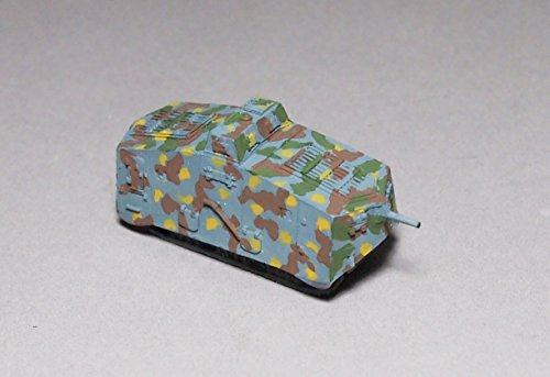 1/144 German WWI A7V tank camouflage