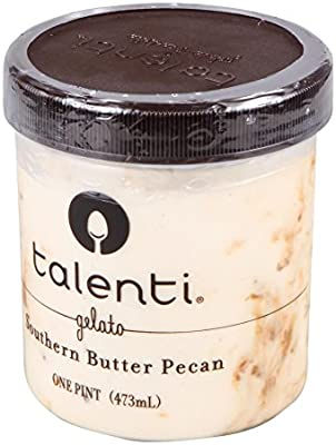 Amazon.com : Talenti Gelato Southern Butter Pecan 16 oz : Grocery & Gourmet Food
