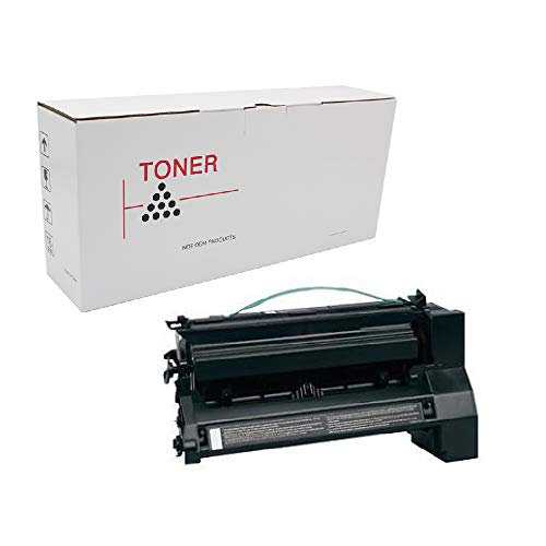 - Hehua Compatible Lexmark C7702KH Laser Toner Cartridge High Yield Replacement Lexmark C770DN C770DTN C770N C772DN C772DTN C772N X772E (1 Black)