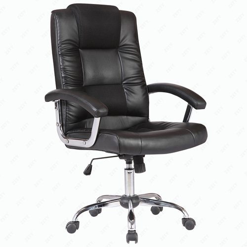 OFFICE MORE Back Adjustable Ergonomic Executive Chair Leathe