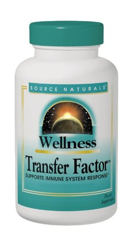 Source Naturals Wellness Transfer Factor 125mg, 60 Capsules