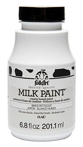 FolkArt Milk Paint in Assorted Colors (6.8 oz), 38905 Petticoat