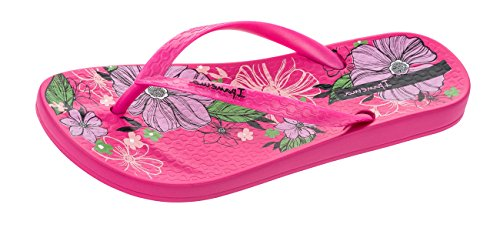 Petal Pink Ipanema Flip Women's Patterned Flops Footbed Yqxxr5zPw