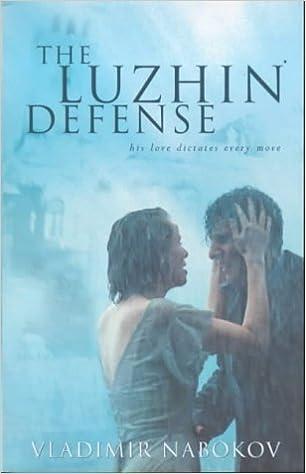 Book LUZHIN DEFENSE