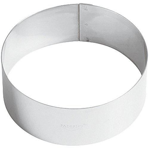 High Pastry Ring - Paderno World High Quality Cuisine 4.75