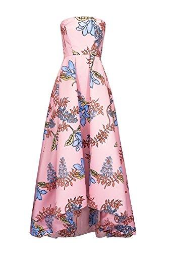 Abito Donna PINKO Hasky 1 1b11q1 5898 Run Primavera Estate 2016 multicolore  rosa 48  Amazon.it  Abbigliamento 48220fa6e41