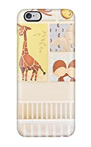 Andre-case Top Quality case cover For Case Cover For SamSung Galaxy S6 case cover With Nice JEdNfH5q9vi Jungle-themed Nursery Animal Artwork Appearance