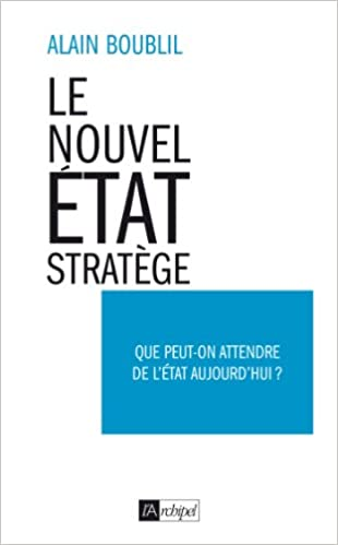 Livre Le nouvel État stratège epub pdf