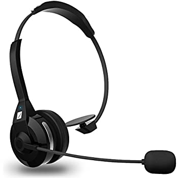 how to answer call on wireless headphones