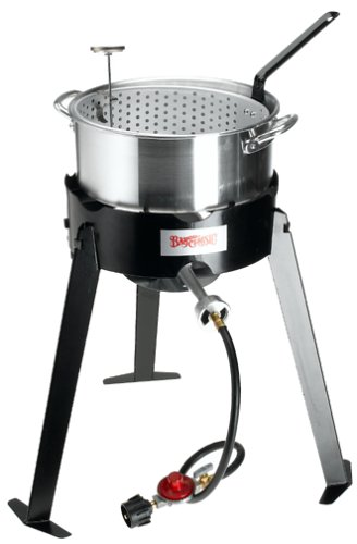 fish fryer pan - 4