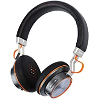 NUBWO S2 Bluetooth Headphones On Ear, Wireless Stereo Headset with Mic for iPhone Phone Tablet PC