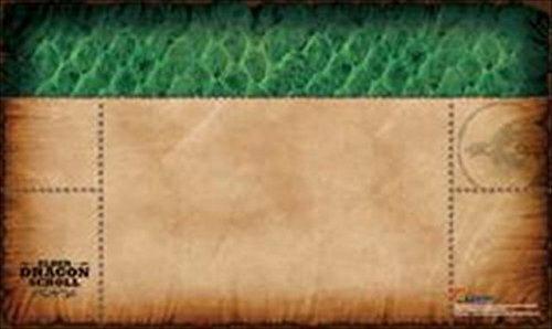 Legion Supplies PLMEDG Play Mat Elder Dragon Scroll Green
