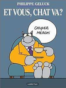 """Afficher """"Le Chat n° 12 Et vous, chat va ?"""""""
