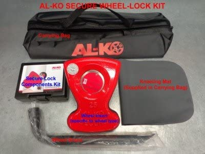 AL-KO Number 43 Wheel Lock