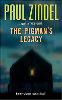 The Pigman's Legacy 0553265997 Book Cover