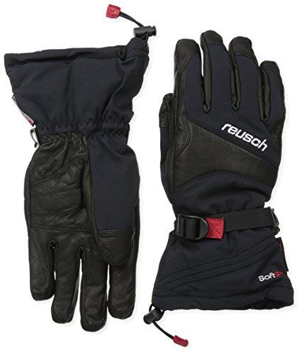 Reusch Snowsports Kelton R-Tex Gloves, Black, X-Large (Reusch Ski Gloves)