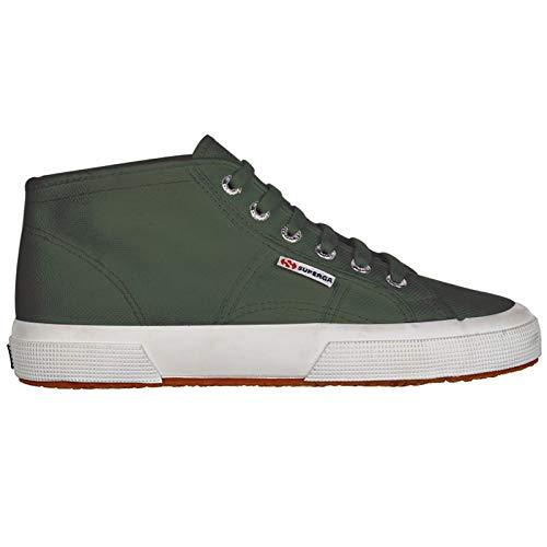 2754 Green Cotu Dk Unisex Superga Zapatillas 1HqnfzH7
