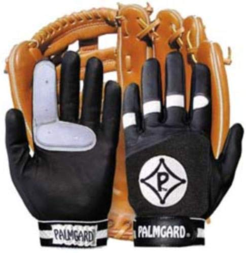 Palmgard Protective Inner Glove - BLACK Left Hand Small ()