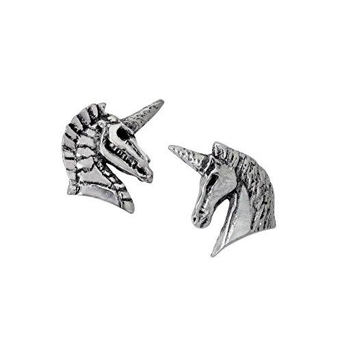 Unicorn Ear Earrings (Gothic Unicorn)