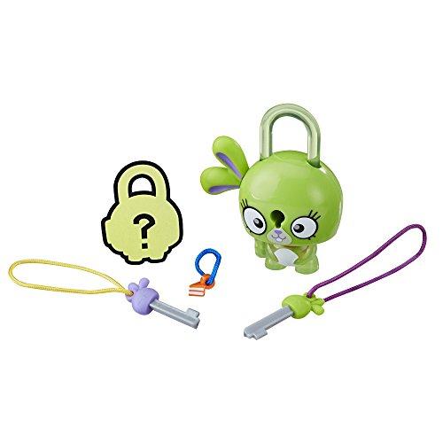 (Lock Stars Basic Assortment Green Bunny -- Series 1)