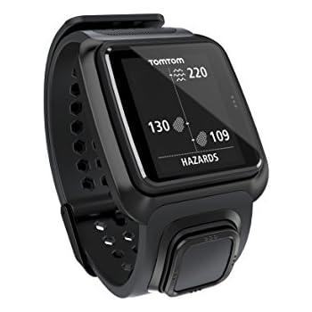 TomTom Golfer GPS Watch (Black)