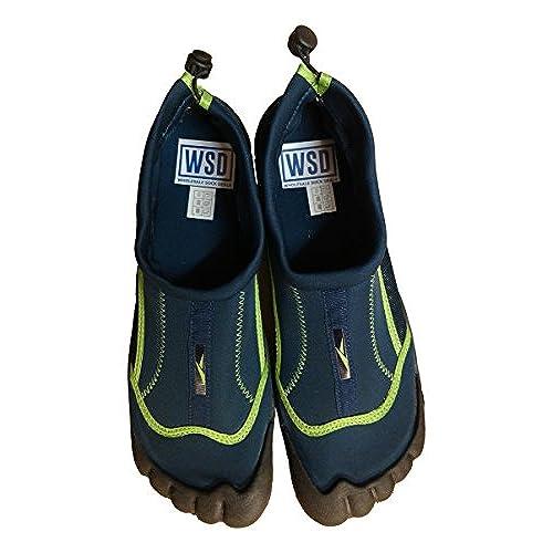 Mens Waterproof Shoes For Yoga Exercise Water Beach Diving Aqua Socks