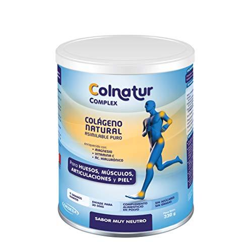🥇 Colnatur Complex Neutro 330 g – Colágeno natural asimilable puro