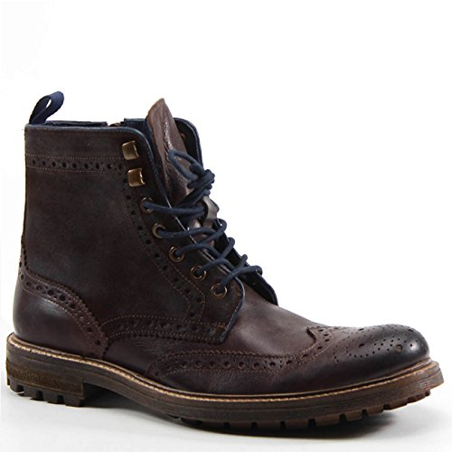 Testosterone Men's Cash In Boot, Brown, 45 EU/12 M US