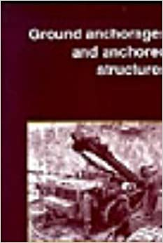 Book Ground Anchorages and Anchored Structures