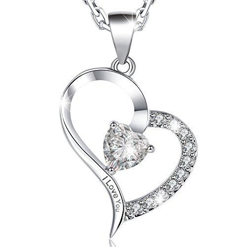 MAREN (Gold Necklace Heart)