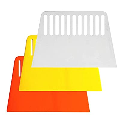 Kocome Wallpaper Smoother Smoothing Scraper Tool Flexible Rigid